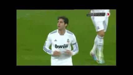 Всички Голове на Реал Мадрид в Примиера Дивисион 2010-2011 част 3