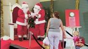 Коледен подарък - бой ;dd (скрита камера) (hq)