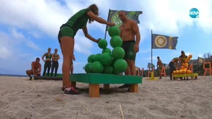 Игри на волята: България (20.11.2019) - част 2: Жестока номинационна битка