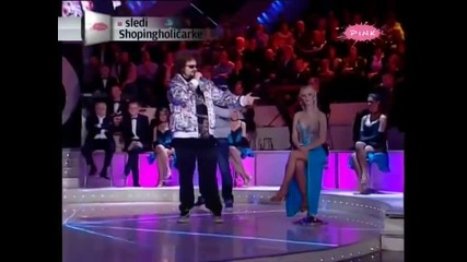 Mile Kitic - Paklene Godine - Grand Show - (TV Pink 2012)