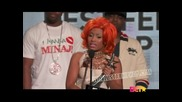 Nicki Minaj Wins Best Hip Hop Artistthank You To All The Female Rappers That Paved The Way
