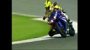 Валентино Росси Тества Yamaha R1