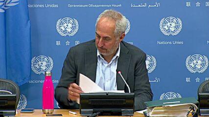 UN: UNIFIL urges 'maximum restraint' after Israel shells Lebanon in response to rocket attack