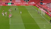Палас с втори гол във вратата на Де Хеа