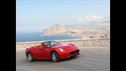 Звук От Двигателя - Ferrari California 2009.