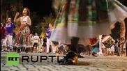 Протести против Монсанто в Рио