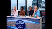 Талант в Music Idol - Australia