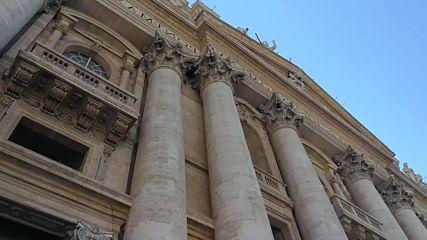 Боби и Цвети на екскурзия в Италия (част 1 Рим)
