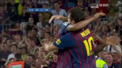 Fc Barcelona Vs Real Madrid Super Cup