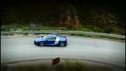 А За какво е създадено Audi R8 V10