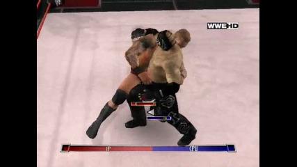 Wwe Randy Orton vs Ray Misterio