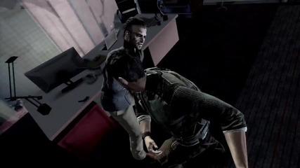Splinter Cell Conviction - Launch Trailer (hq)