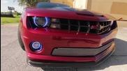 Chevrolet Camaro Ss - изящен дизайн