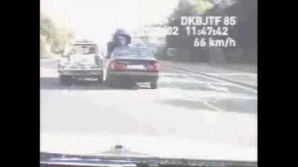 Див Полицай Хваща Беглец
