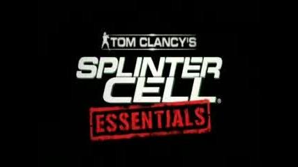 Splinter Cell Essentials Trailer (Psp Game)