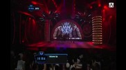 120510 4minute - Volume Up M Countdown