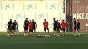 Враждебен Мадрид очаква Барселона в събота