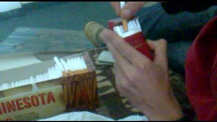 Правене на цигари