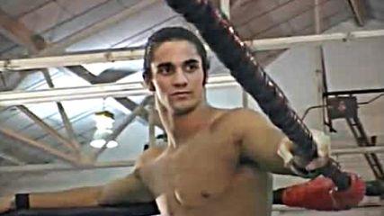 Tyler Black ( Seth Rollins ) vs Marek Brave 05/02/05