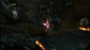 Star Wars The Force Unleashed - Force Lightning