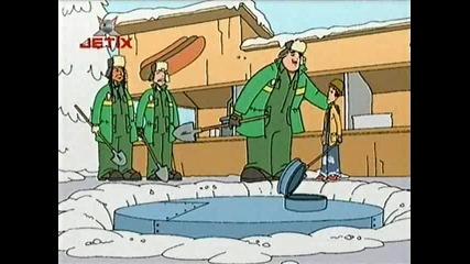 Ах Анди Епизод 26 Не яжте жълтия сняг ( Високо Качество )