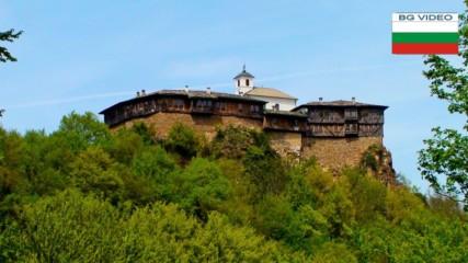 Гложенски манастир - храмът на св. Георги Победоносец