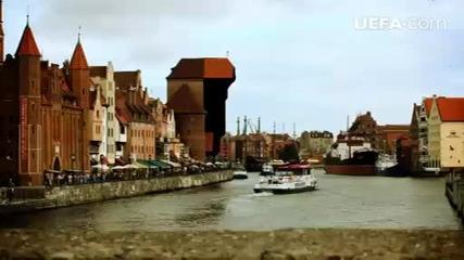 Градовете на Евро 2012: Гданск
