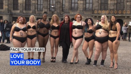 Face Your Fears: Learning to love the body you're in