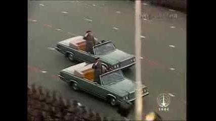 Съветски парад - 7.11.1986г.(част 2)