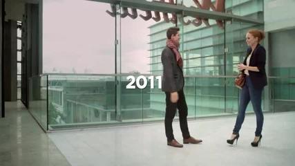100 години мода в 10 секунди