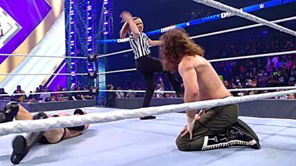 Finn Bálor vs. Sami Zayn – King of the Ring Semifinals Match: SmackDown, Oct. 15, 2021