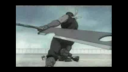 Naruto - A place for my head