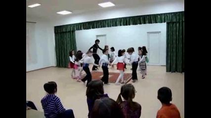 Открит урок на Iii група при Одз №99 Сарагоса