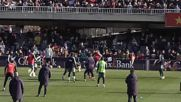 Spain: Barcelona FC holds traditional open training session