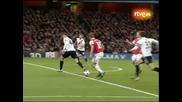 Шампионска Лига: Арсенал - Шахтьор Донецк 5:1