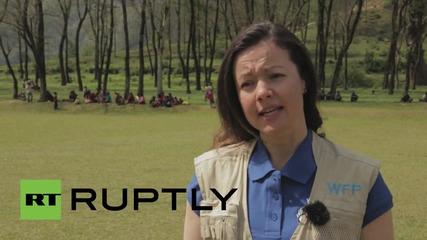 Нова помощ от ООН за пострадалите в Непал