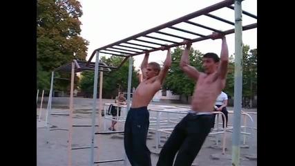 Спортувайте за да сте здрави и красиви ;]