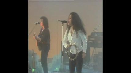 Matia Bazar - Tu semplicita - live 1981