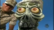 New Jeff Dunham - Achmed the dead terrorist + Превод