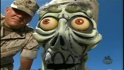 New Jeff Dunham - Achmed the dead terrorist + Превод