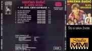 Srecko Susic i Juzni Vetar - Sto si takav zivote (Audio 1994)