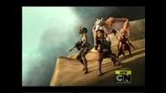 Междузвездни Войни: Войната На Клонингите С05 Е05 - Бг Аудио Цял епизод