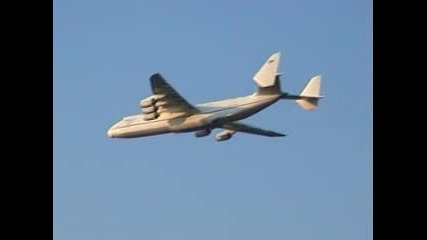 Ан - 225 Най - Големия Самолет На Света