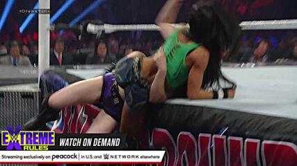 AJ Lee vs. Paige - Divas Title Match: WWE Battleground 2014 (Full Match)