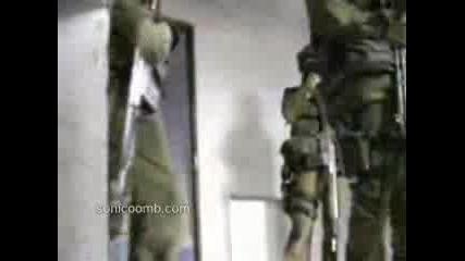 Counter Strike Parody  - ГАФ С ГРАНАТА