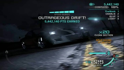 Need For Speed Carbon - Mazda R X - 7