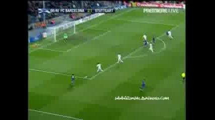 Ronaldinho Vs Stuttgart 2