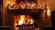 Коледни песни в компанията на камина
