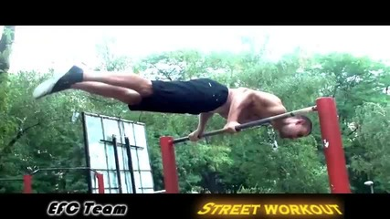 E F C - Street workout (mix)