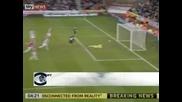 """""""Уест Бромич"""" измъкна 1:1 от """"Сток Сити"""" с гол от засада"""